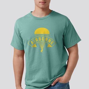US Army Airborne Mens Comfort Colors Shirt