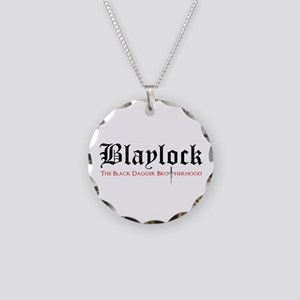 Blaylock Necklace Circle Charm
