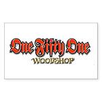 """""""One Fifty One"""" Sticker"""