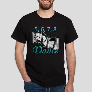 5678Dance Dark T-Shirt