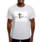 Wear it Loud Gear Ash Grey T-Shirt
