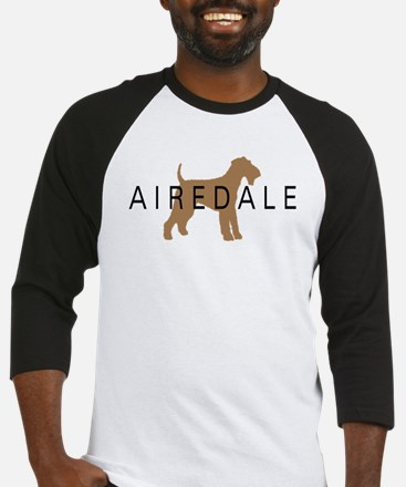 Airedale Baseball Jersey