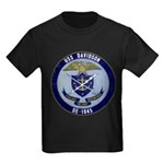 USS DAVIDSON Kids Dark T-Shirt