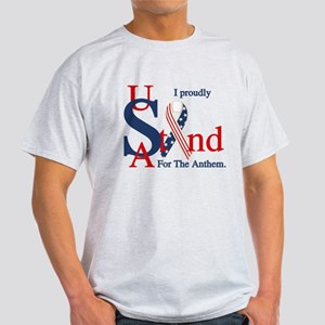 USA Stand for Anthem T-Shirt