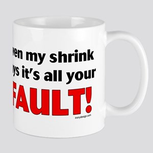 My Shrink! Mug
