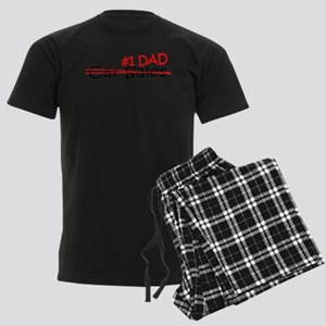 Job Dad Car Sales Men's Dark Pajamas