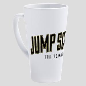 US Army Jump School 17 oz Latte Mug