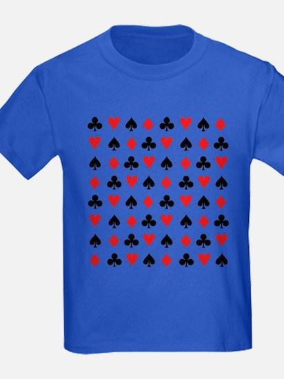 Card Suits T-Shirt