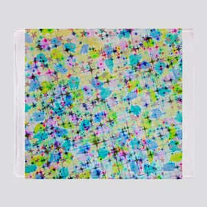 Were All Stars 5, Colorful Rainbow Abstract Starry