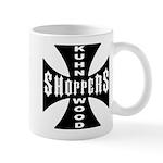 """Kuhn Wood Shoppers"" Mug"