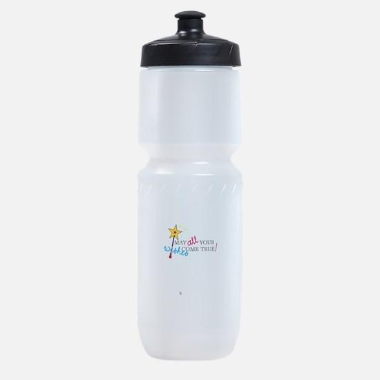 Magic Wand Sports Bottle