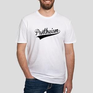 Pantheism, Retro, T-Shirt