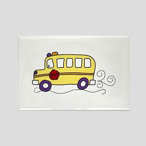 School Bus Magnets