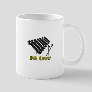 Pit Crew Mugs