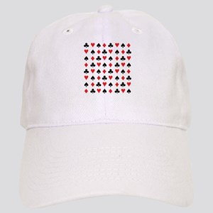 Card Suits Baseball Cap