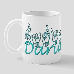 Daria Mug