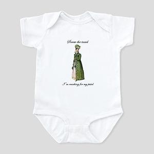Straight Shooter Infant Bodysuit
