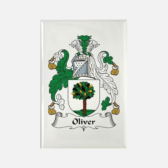 Oliver Rectangle Magnet