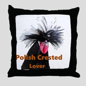 Polish Throw Pillow