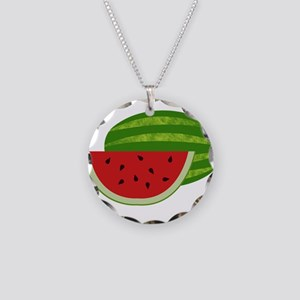Summertime Watermelons Necklace