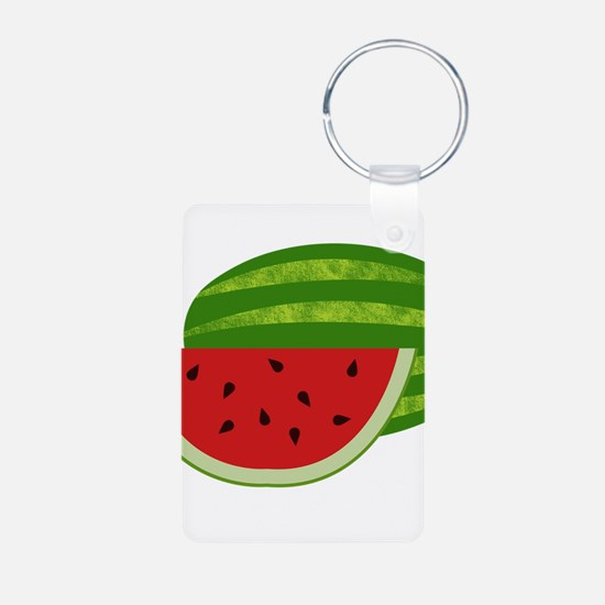 Summertime Watermelons Keychains