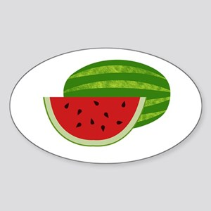 Summertime Watermelons Sticker