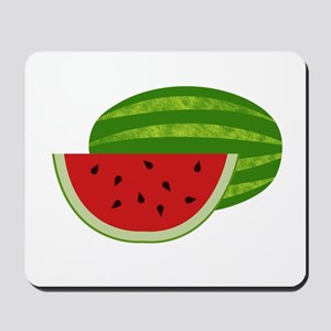 Summertime Watermelons Mousepad