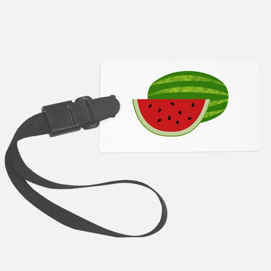 Summertime Watermelons Luggage Tag