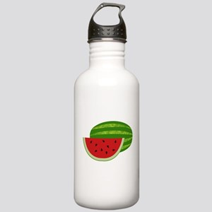 Summertime Watermelons Water Bottle