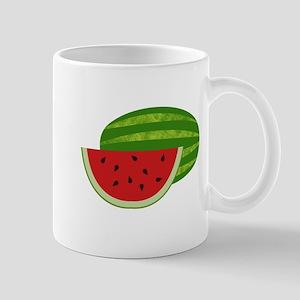 Summertime Watermelons Mugs