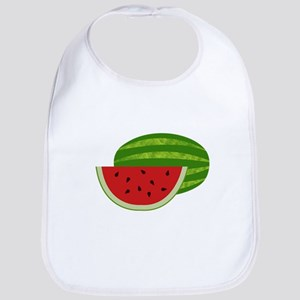 Summertime Watermelons Bib