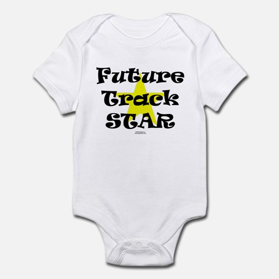 Future Track STAR Infant Bodysuit