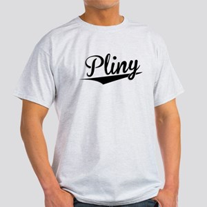 Pliny, Retro, T-Shirt