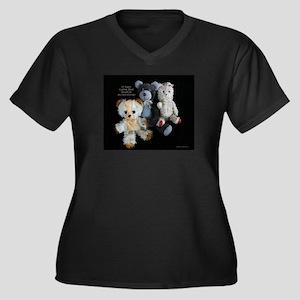 Growing Old Friends Plus Size T-Shirt