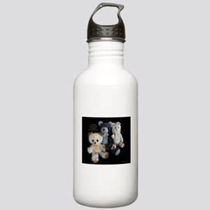 Growing Old Friends Stainless Water Bottle 1.0l