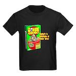 Zombie Chunks Kids Dark T-Shirt