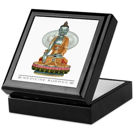 Medicine Buddha Keepsake Box