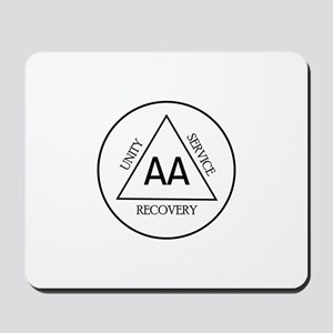 UNITY RECOVERY SERVICE Mousepad