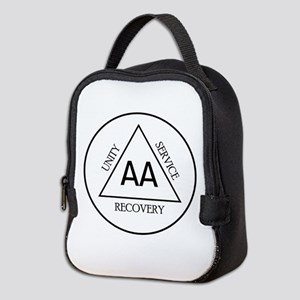 UNITY RECOVERY SERVICE Neoprene Lunch Bag