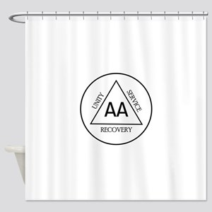 UNITY RECOVERY SERVICE Shower Curtain