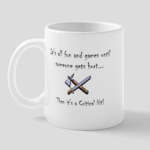 Critical Hit! Mug