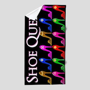 Stiletto Queen Beach Towel