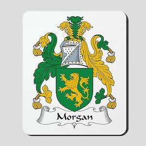 Morgan III (Wales) Mousepad