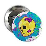 Painted Skull 2.25
