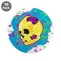 Painted Skull 3.5
