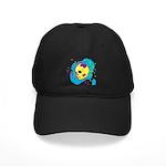 Painted Skull Baseball Hat
