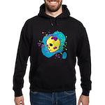 Painted Skull Hoodie