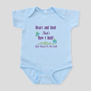 GRITS Girl Infant Bodysuit