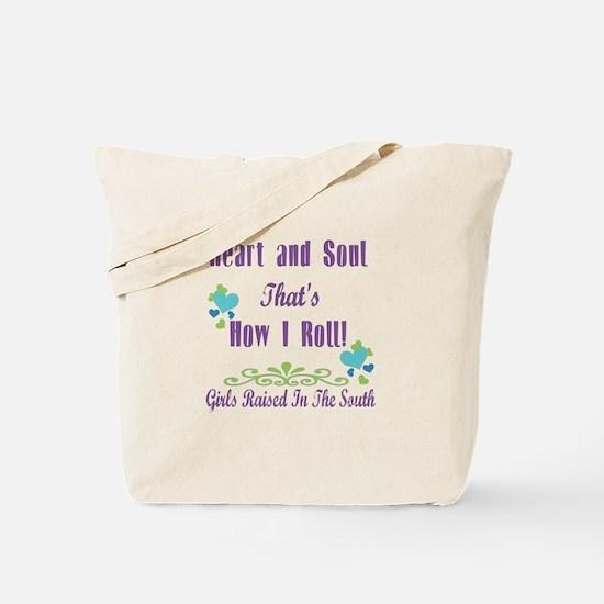 GRITS Girl Tote Bag