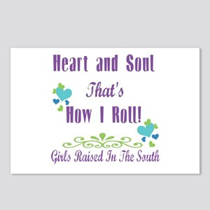 GRITS Girl Postcards (Package of 8)